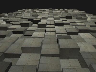 Old cubefloor
